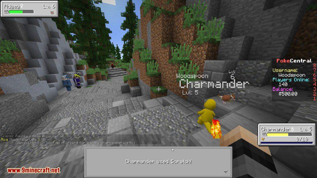 Pixelmon Generations Mod Screenshots 11