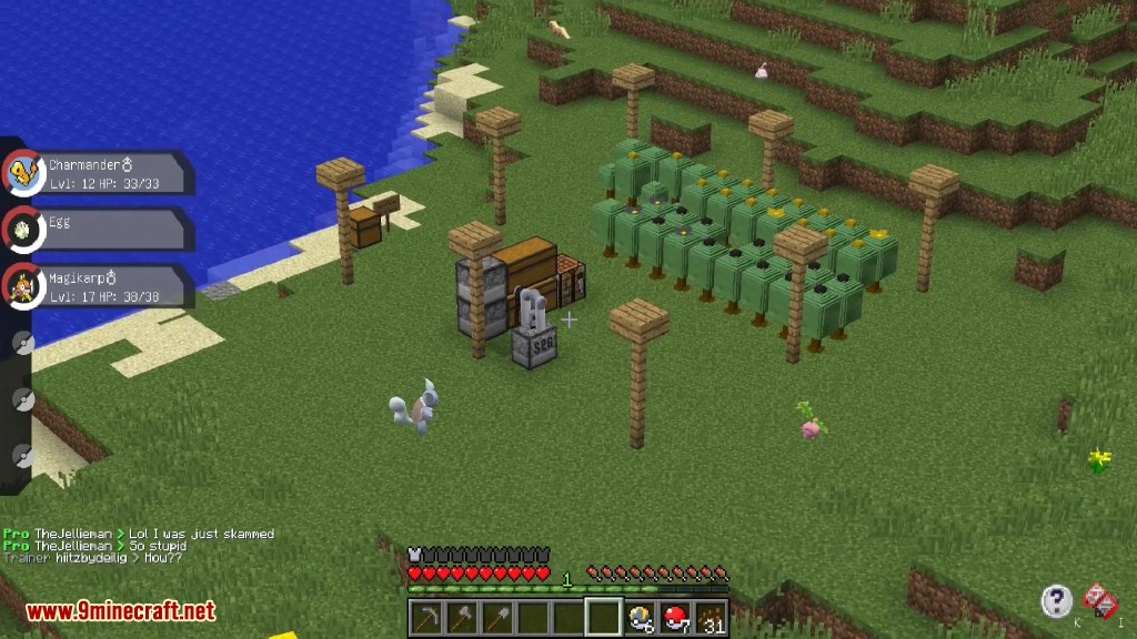 Pixelmon Generations Mod Screenshots 26