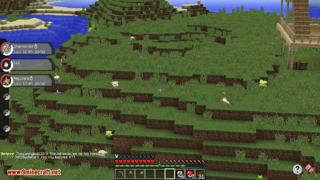 Pixelmon Generations Mod Screenshots 27