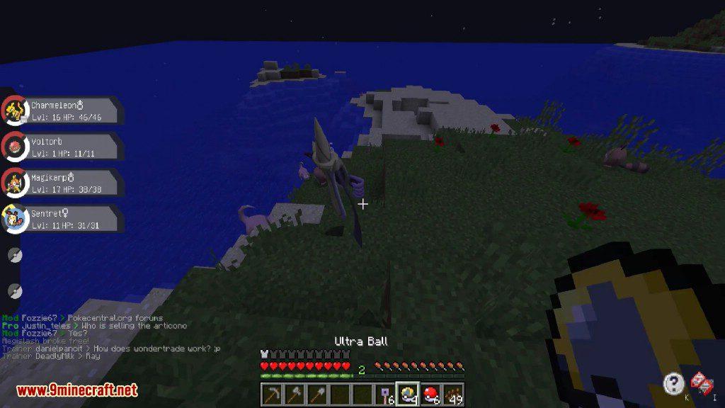 Pixelmon Generations Mod Screenshots 37