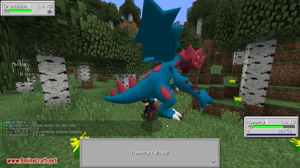 Pixelmon Generations Mod Screenshots 54