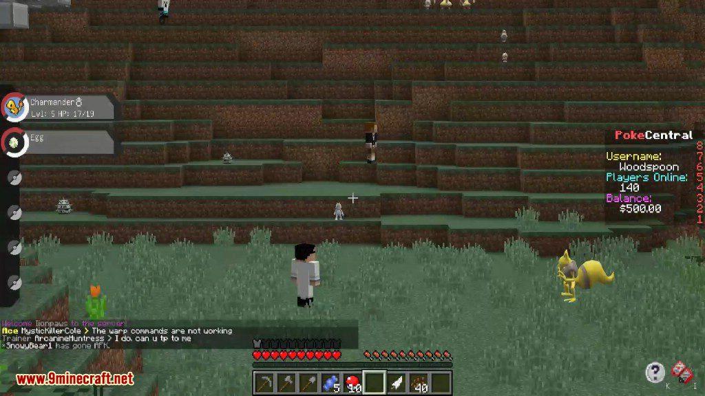 Pixelmon Generations Mod Screenshots 7
