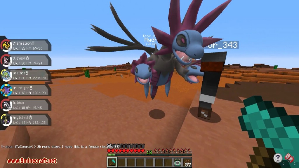 Pixelmon Generations Mod Screenshots 71
