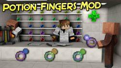 Potion Fingers Mod