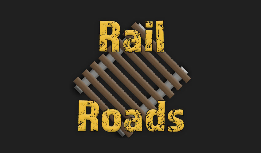 Rail Roads Mod 1.12.2 Download