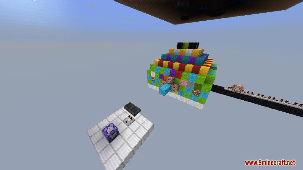 Rainbow Parkour (Dropper) Map Screenshots 11
