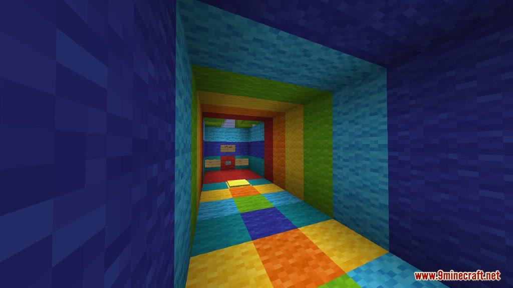 Rainbow Parkour (Dropper) Map Screenshots 12