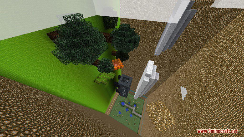 Rainbow Parkour (Dropper) Map Screenshots 3