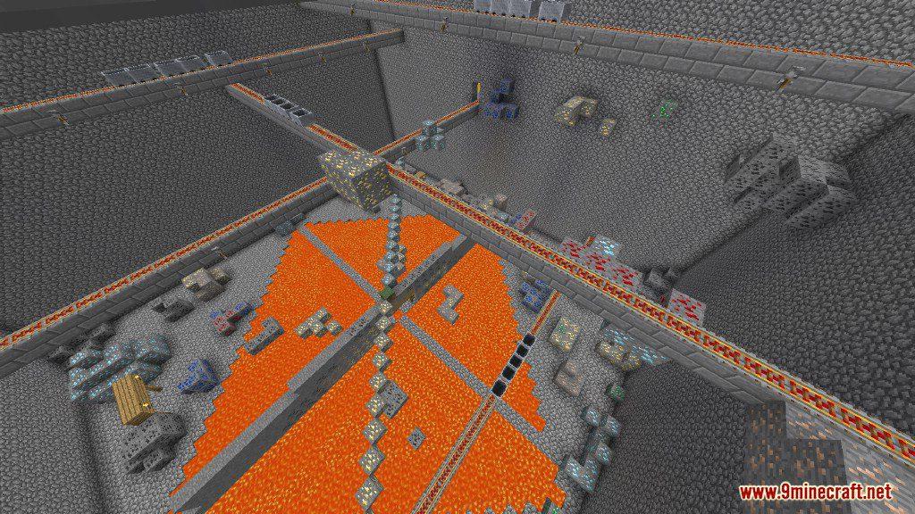 Rainbow Parkour (Dropper) Map Screenshots 4