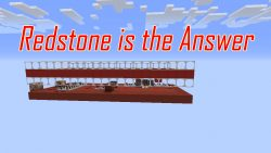 Redstone Is The Answer Map Thumbnail