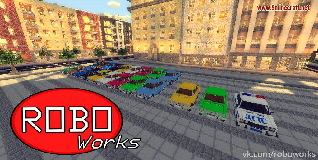 RoboWorks VAZ Package Mod Screenshots 1