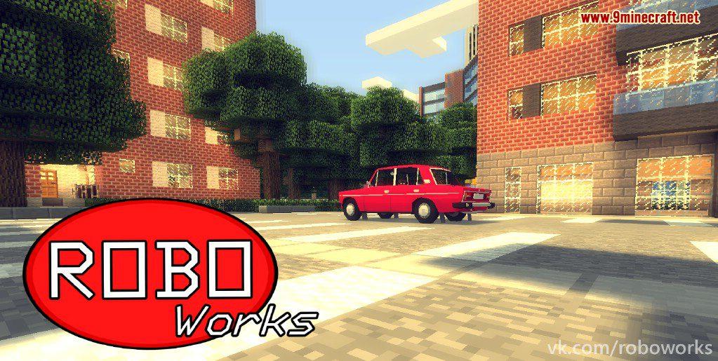 RoboWorks VAZ Package Mod Screenshots 3