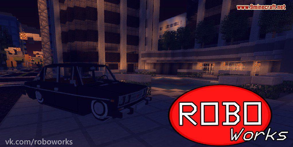 RoboWorks VAZ Package Mod Screenshots 4