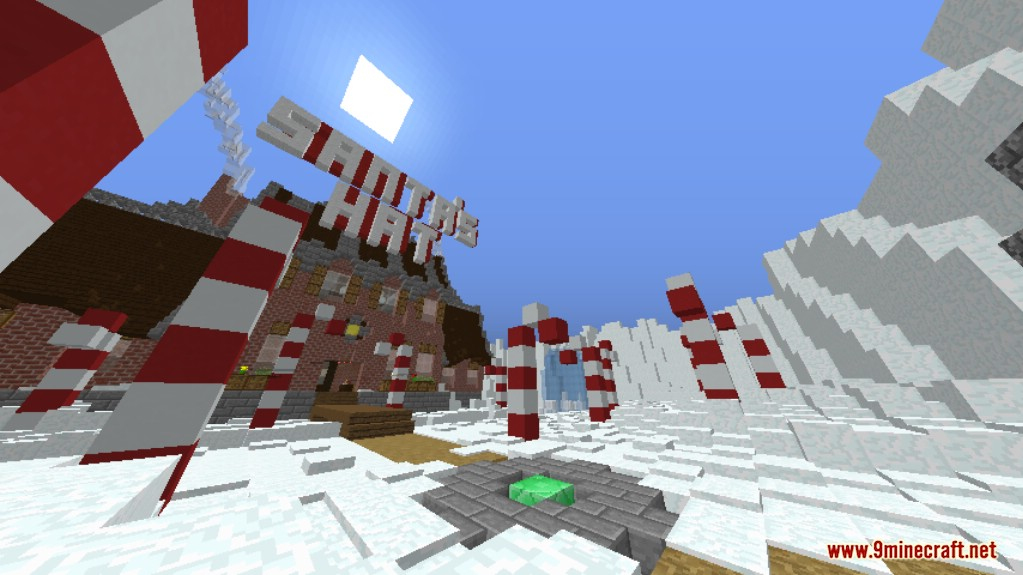 Santa's Hat Map Screenshots 1