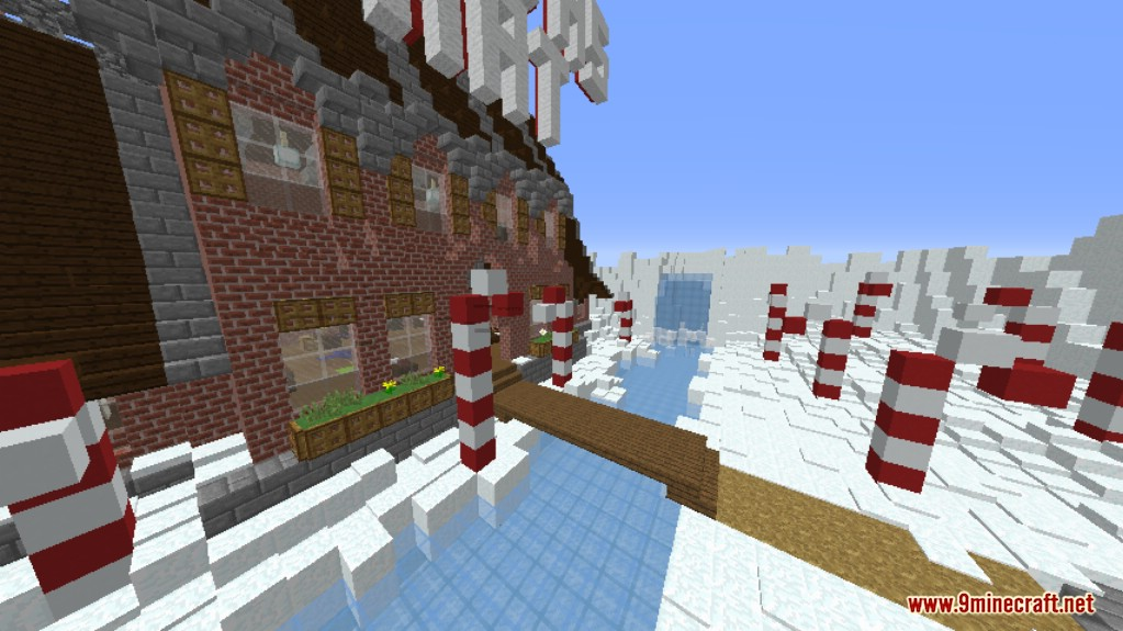 Santa's Hat Map Screenshots 3