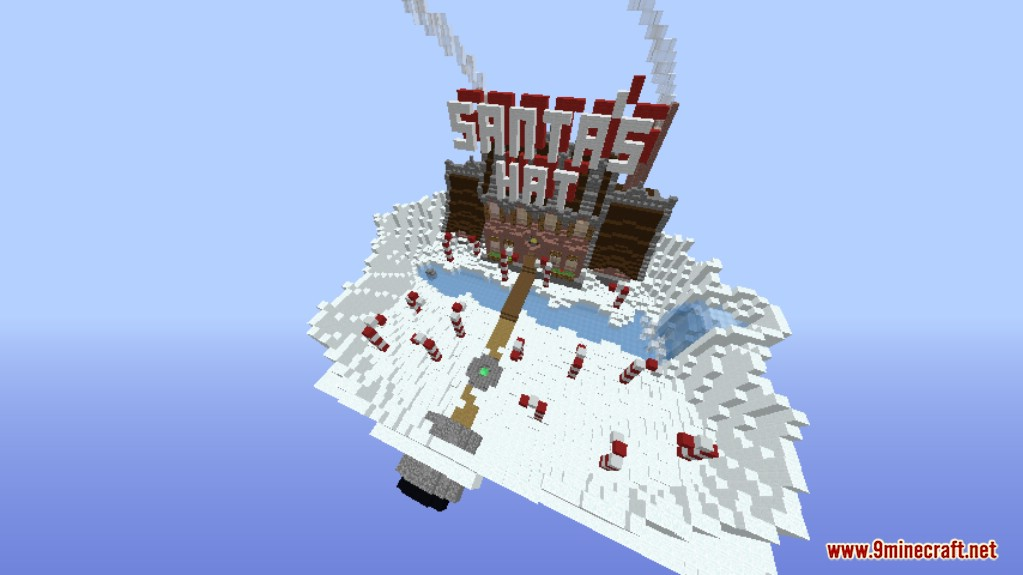 Santa's Hat Map Screenshots 6