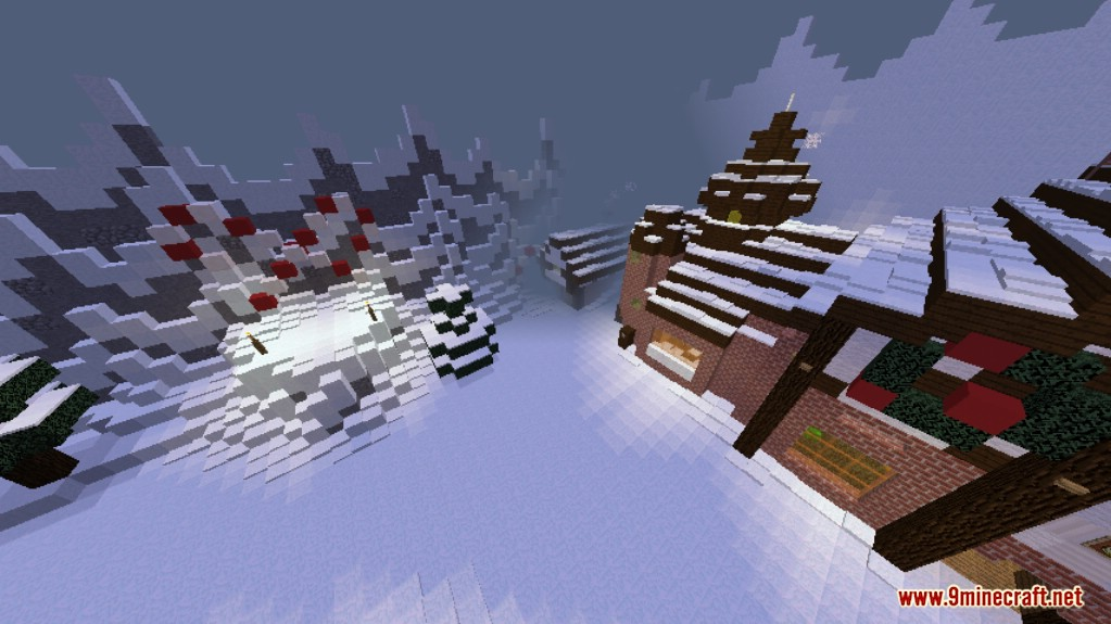 Santa's Solution Map Screenshots 10