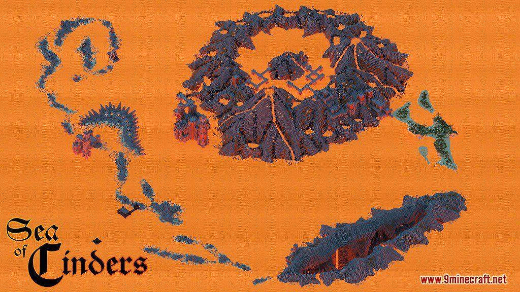 Sea of Cinders Map Screenshots (1)