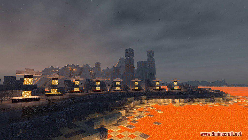 Sea of Cinders Map Screenshots (2)