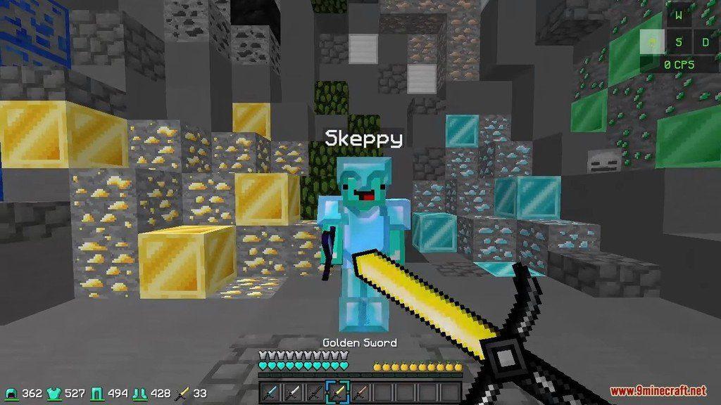 Skeppy PvP Resource Pack Screenshots 7