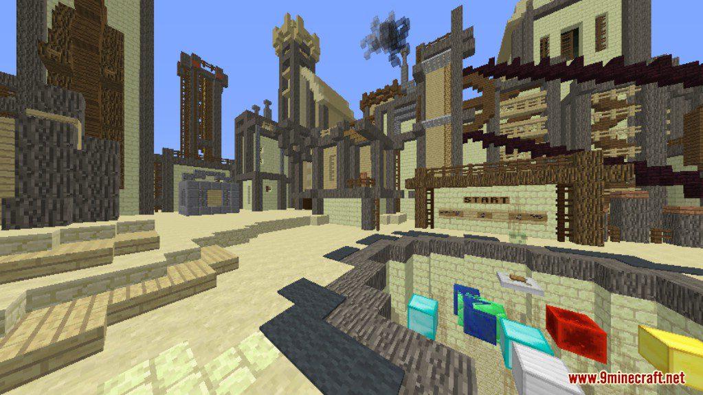 Sky Walker Map Screenshots 12