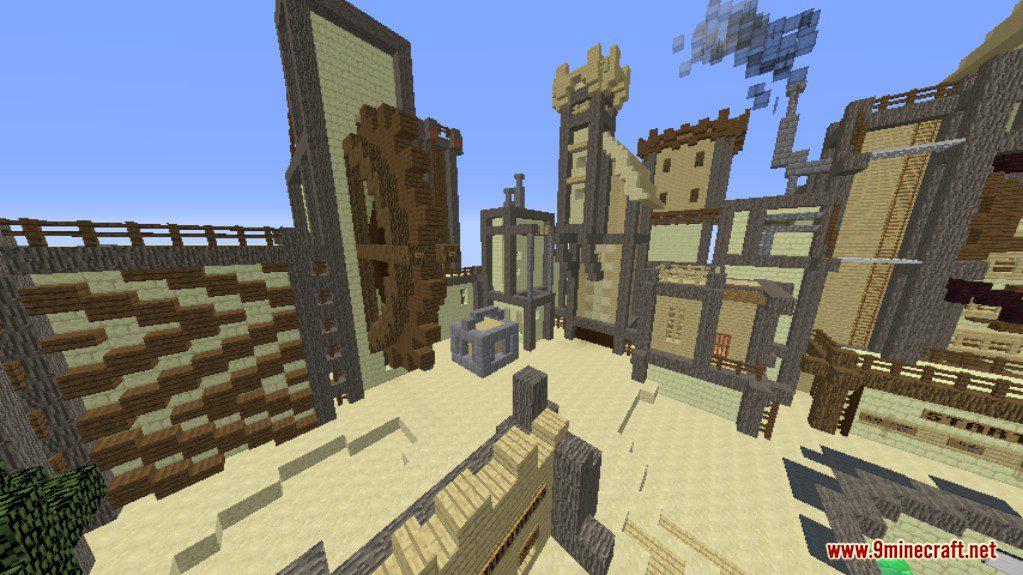 Sky Walker Map Screenshots 2