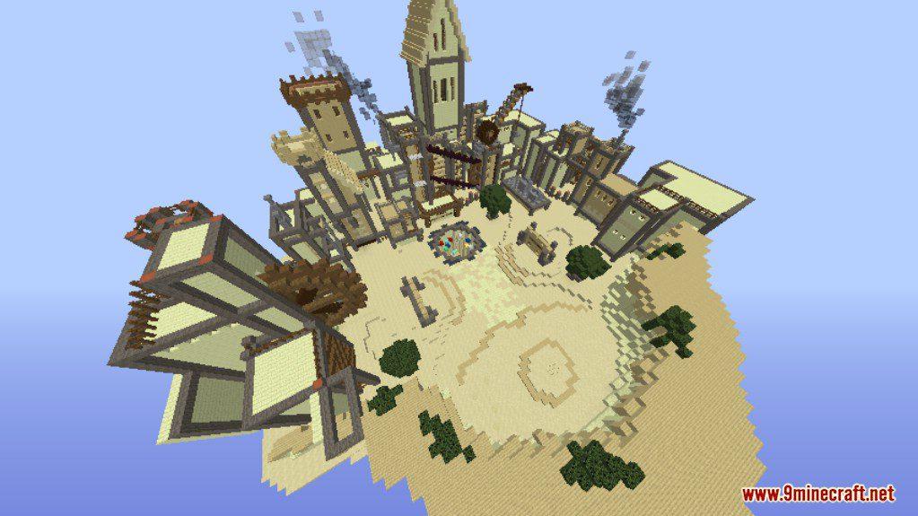 Sky Walker Map Screenshots 3