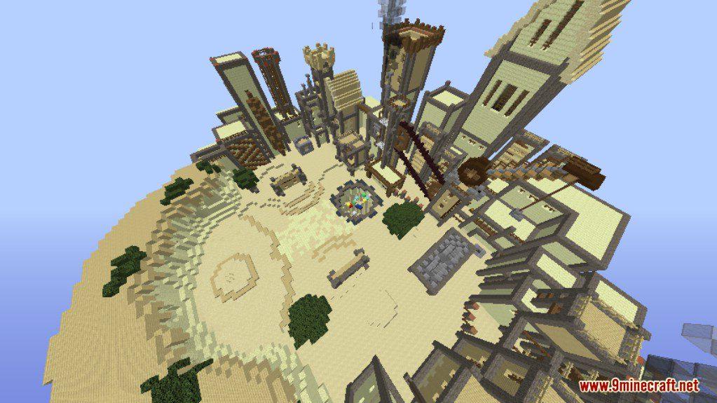 Sky Walker Map Screenshots 4