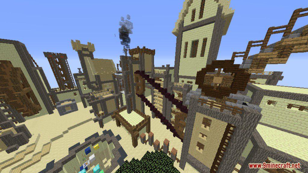 Sky Walker Map Screenshots 6