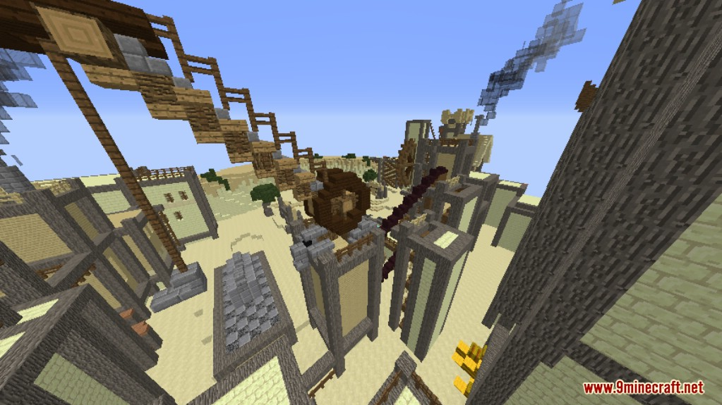 Sky Walker Map Screenshots 7