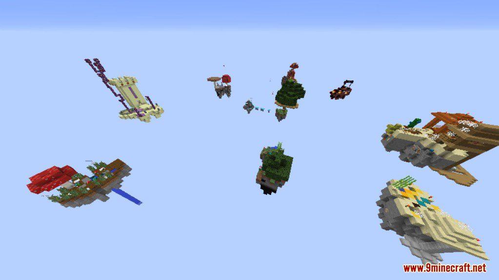 SkyBonus Remastered Map Screenshots 12