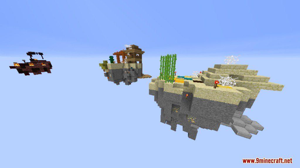 SkyBonus Remastered Map Screenshots 3