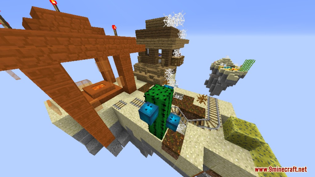 SkyBonus Remastered Map Screenshots 5