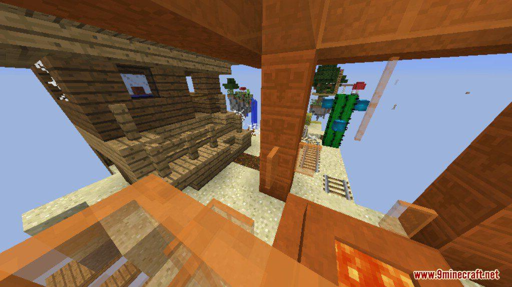 SkyBonus Remastered Map Screenshots 6