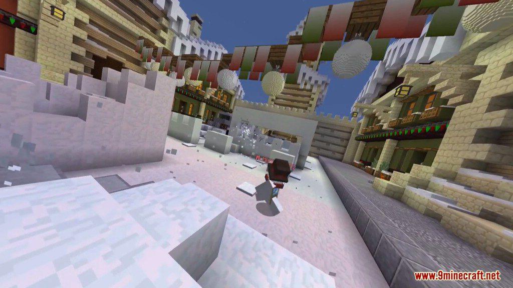 Snowbound Map Screenshots 1