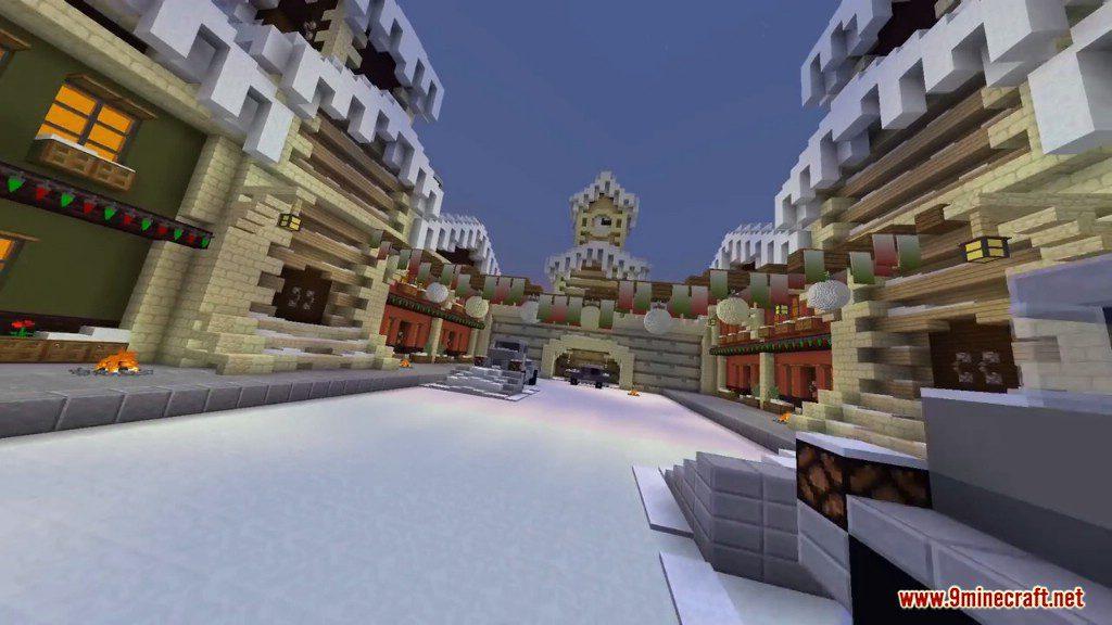 Snowbound Map Screenshots 10