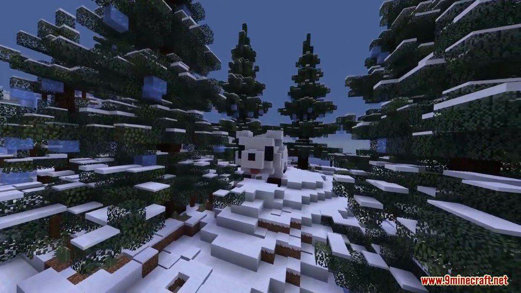 Snowbound Map Screenshots 4