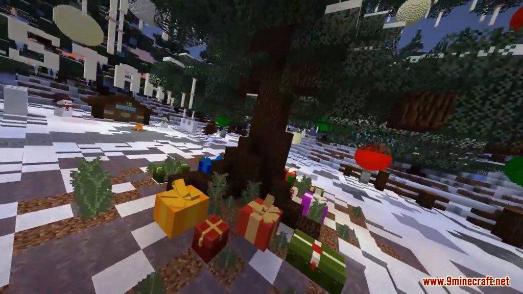 Snowbound Map Screenshots 5