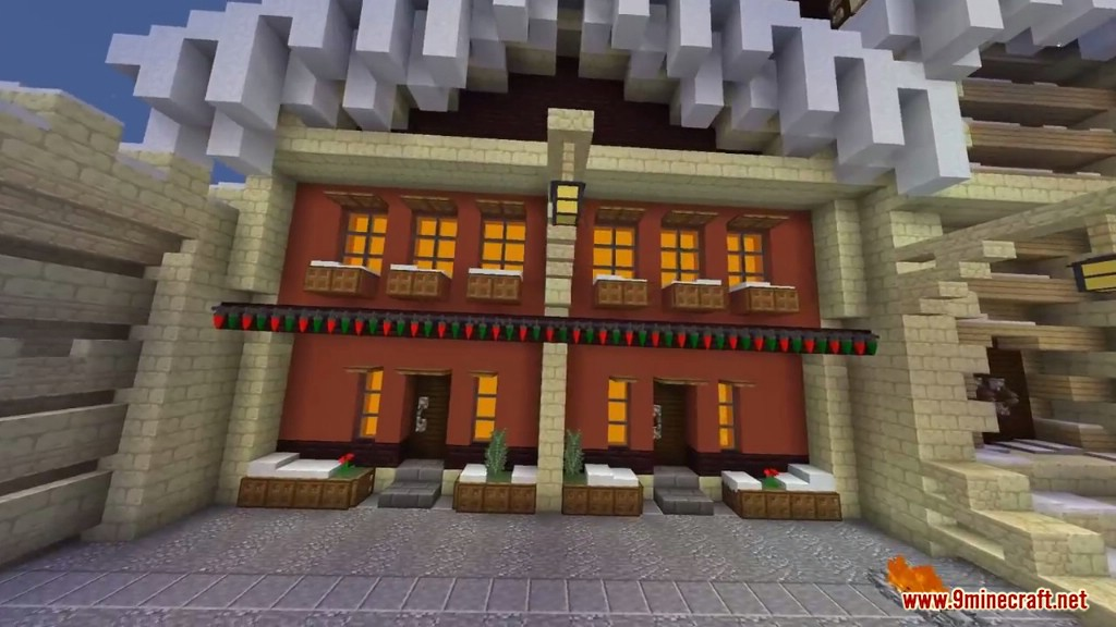 Snowbound Map Screenshots 8