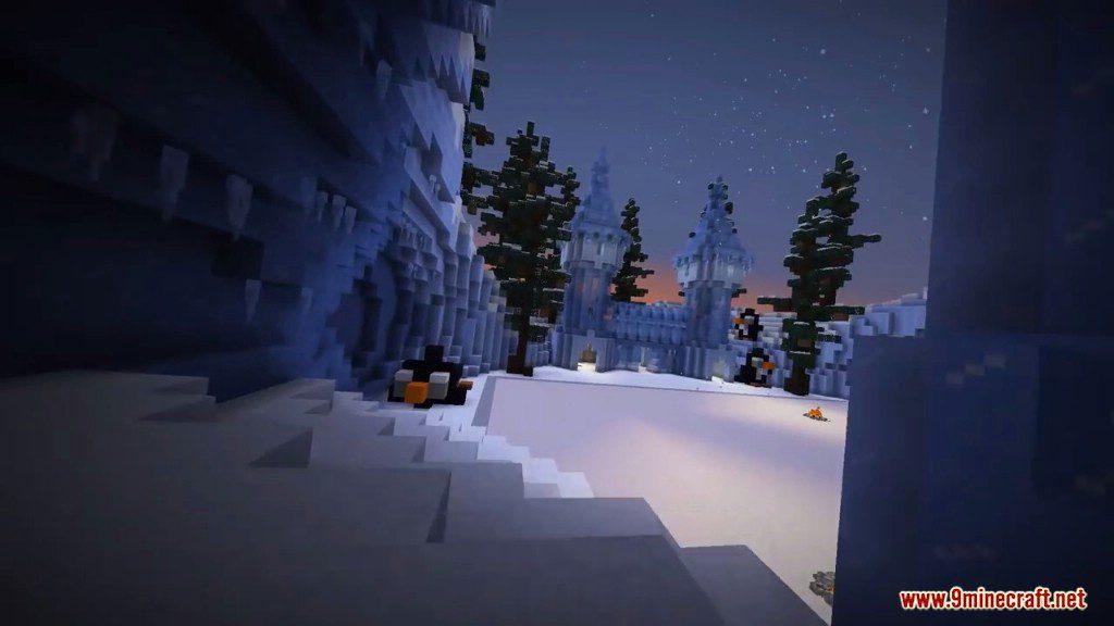 Snowbound Map Screenshots 9