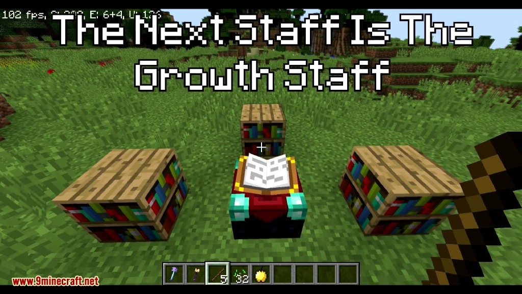 Spirit Staffs Command Block Screenshots 13