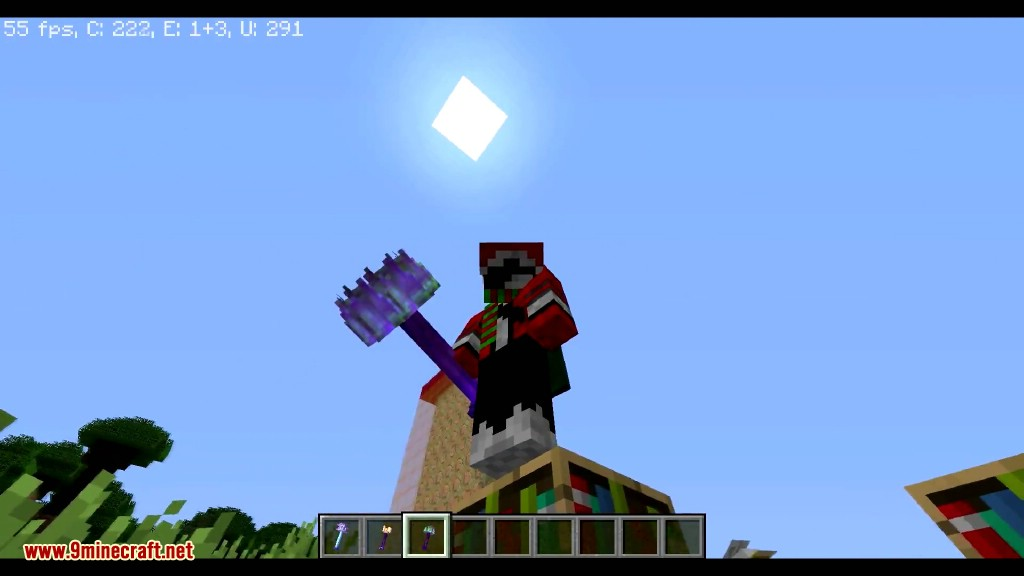 Spirit Staffs Command Block Screenshots 15