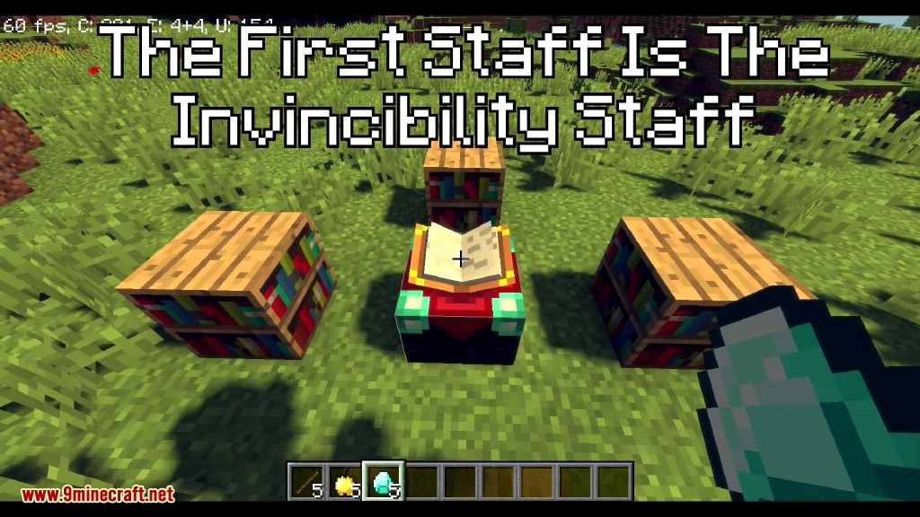 Spirit Staffs Command Block Screenshots 2