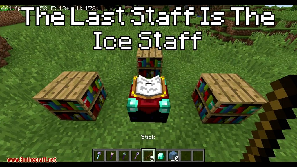 Spirit Staffs Command Block Screenshots 27