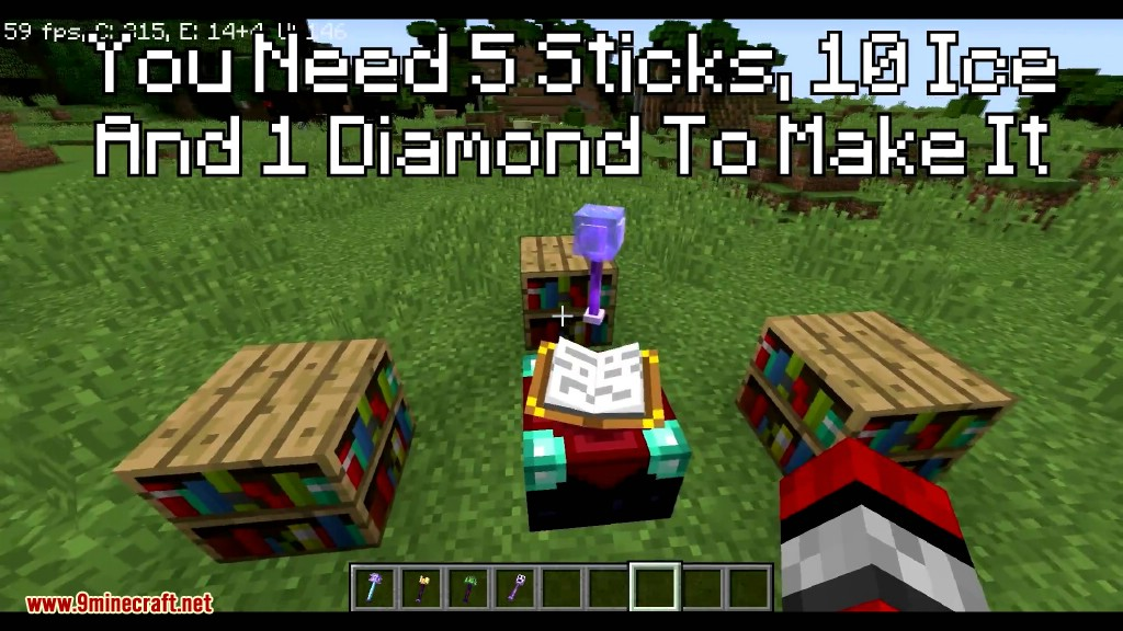 Spirit Staffs Command Block Screenshots 28