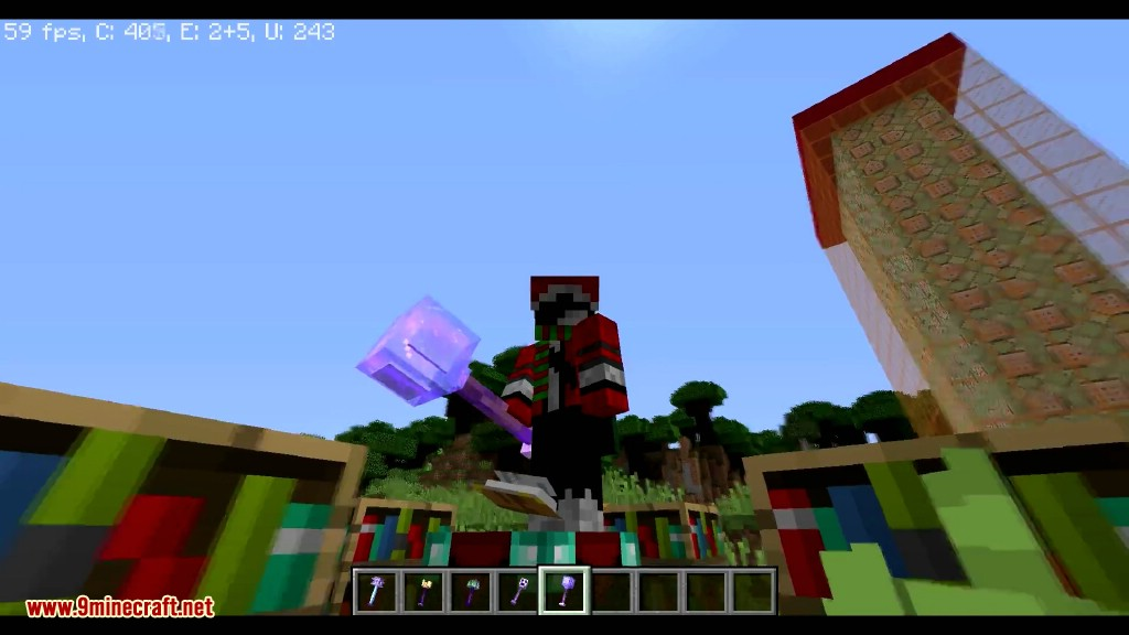Spirit Staffs Command Block Screenshots 29