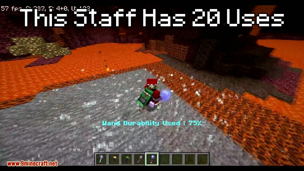 Spirit Staffs Command Block Screenshots 31