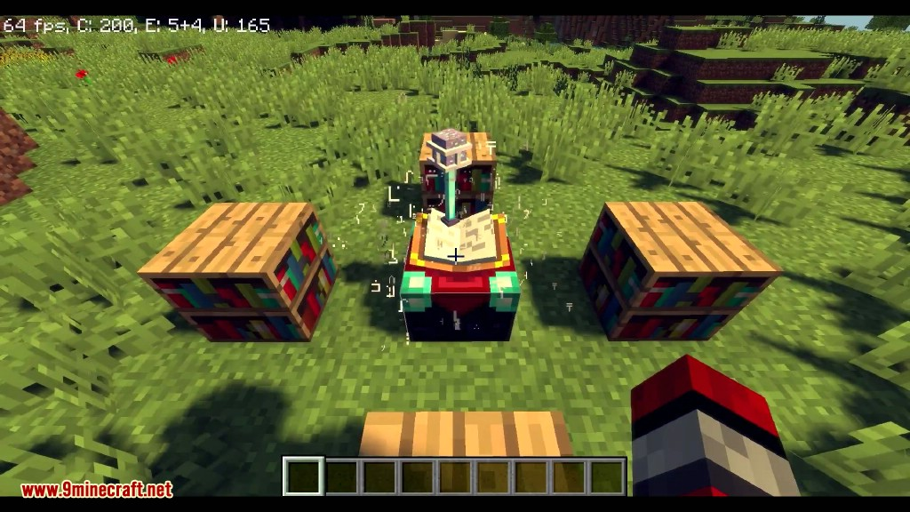 Spirit Staffs Command Block Screenshots 4