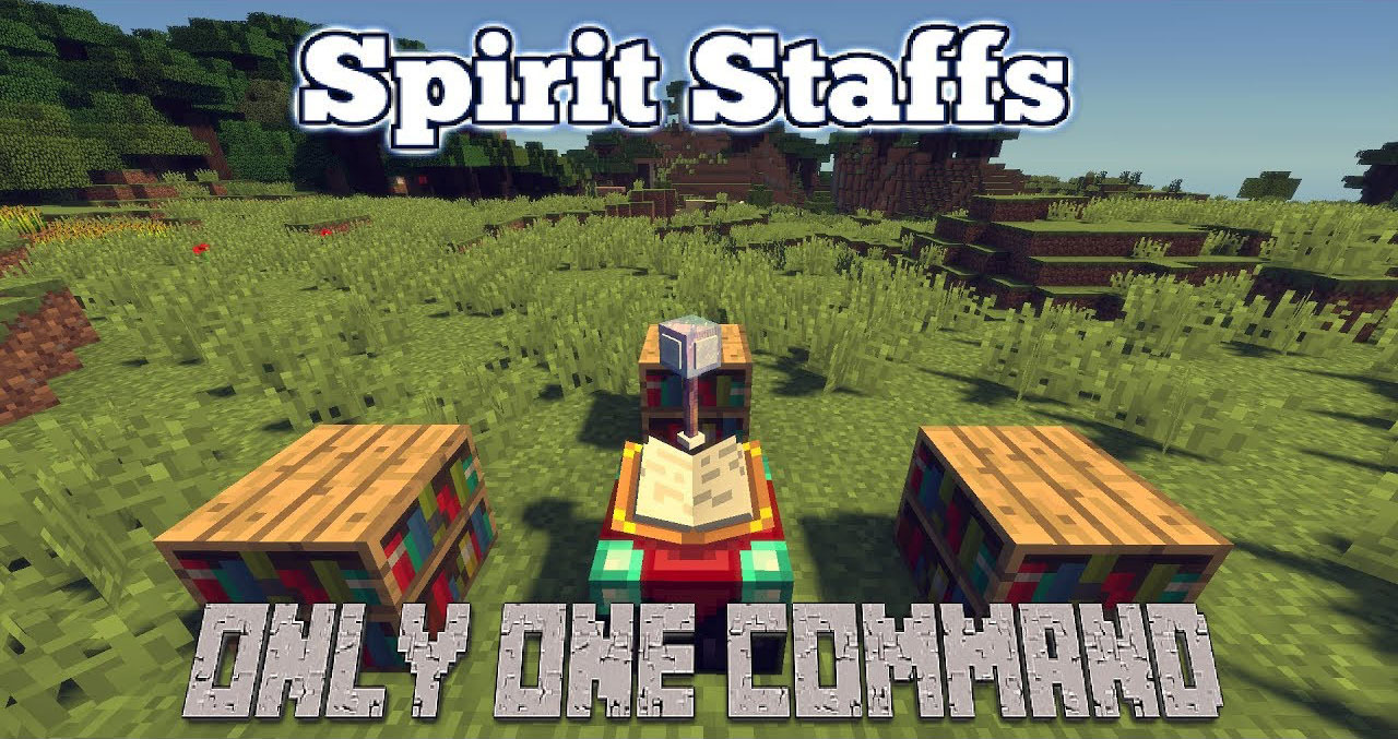 Spirit Staffs Command Block