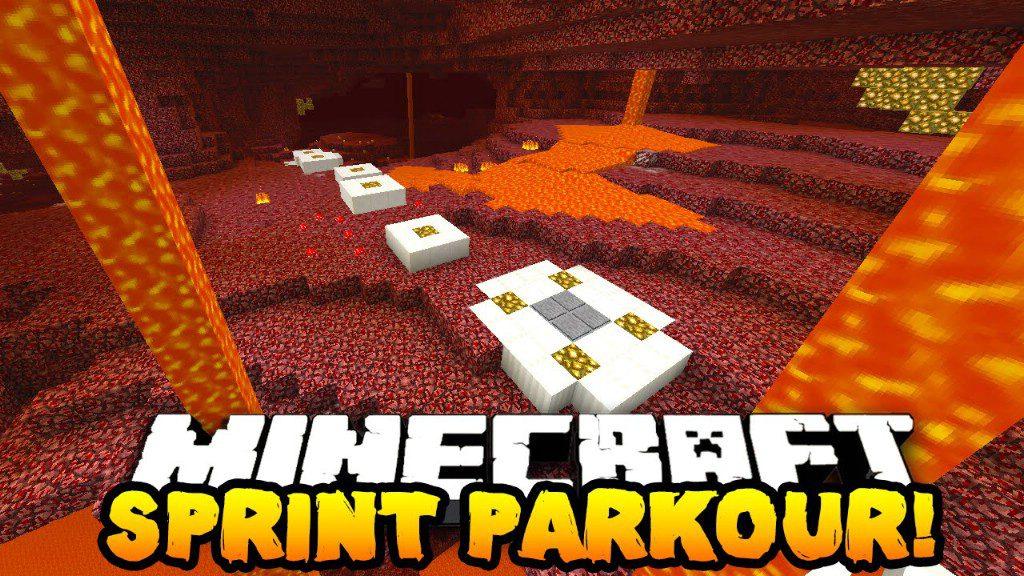 Sprint Lava Parkour 2 Map Thumbnail